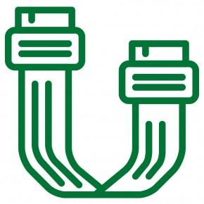 Шлейфы с разъемом зарядки (Flat Cable)