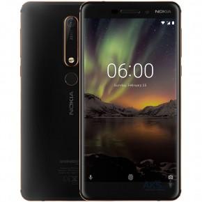 Чехлы для Nokia 6 (2018)