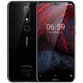 Чехлы для Nokia 6.1 Plus