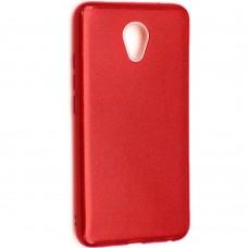 Силикон Glitter Meizu M3 Note (Красный)