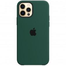 Силикон Original Case Apple iPhone 12 / 12 Pro (66) Malahit