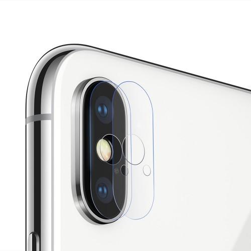 Бронь-пленка Flexible на камеру Apple iPhone X / XS / XS Max