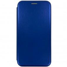 Чехол-книжка Оригинал Samsung Galaxy A52 (Тёмно-синий)