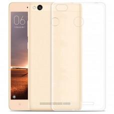 Чехол UltraThin Xiaomi Redmi 3s (прозрачный)