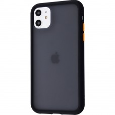 Накладка Totu Gingle Series Apple iPhone 11 (Чёрный)