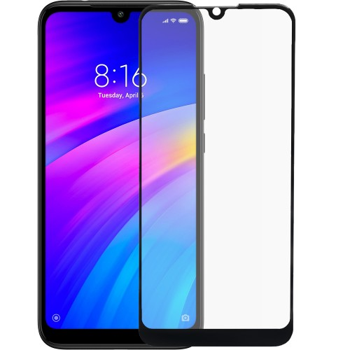 Стекло 5D Ceramic Xiaomi Redmi 7 Black