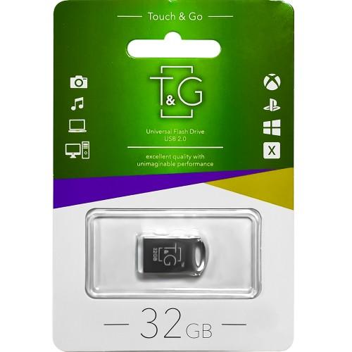 USB флеш-накопитель Touch & Go 107 Metal Series 32Gb