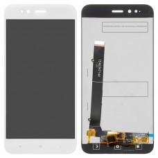 Дисплейный модуль Xiaomi Mi A1 / Mi5x (White)