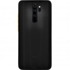 Накладка Totu Gingle Series Xiaomi Redmi Note 8 Pro (Чёрный)