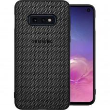 Накладка Plexus Case Samsung Galaxy S10e (Чёрный)