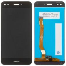 Дисплейный модуль Huawei Nova Lite (2017) / P9 Lite Mini / Y6 Pro (2017) SLA-L02, SLA-22c (Black)