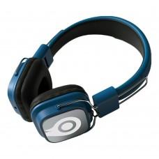 Наушники-гарнитура Yison HP-162 Bluetooth (Синий)