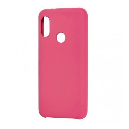 Силиконовый чехол Multicolor Xiaomi Redmi 6 Pro / Mi A2 Lite (розовый)