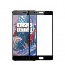Защитное стекло для OnePlus 3 / 3T Black