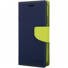 Чехол-книжка Book Cover Goospery Meizu M2 Mini (Blue)
