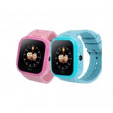 Детские смарт-часы Smart Baby Watch Q8 (Pink)