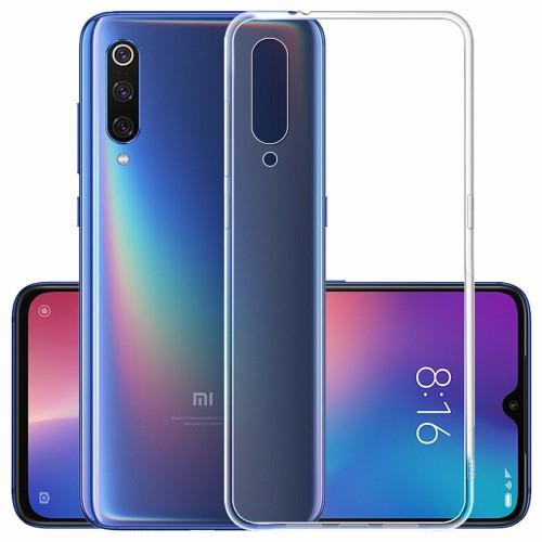 Силикон WS Xiaomi Mi9 (прозрачный)