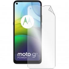 Защитная плёнка Hydrogel HD Motorola G9 Power (передняя)