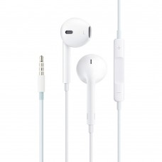 Наушники Apple EarPods 3,5mm 2019 (MD827) (Retail Box)