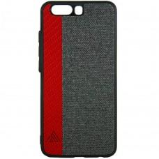 Силиконовый чехол Inavi Huawei P10 (красный)