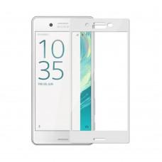 Стекло Sony XA White