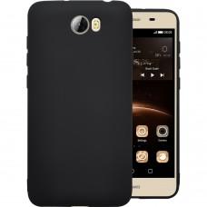 Силикон Graphite Huawei Y5-2 (Чёрный)