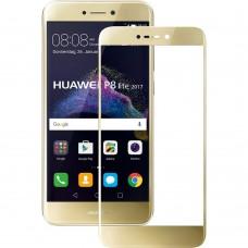 Стекло Huawei P8 Lite Gold