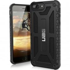 Чехол Armor UAG Monarch Case Apple iPhone 7 Plus / 8 Plus (Чёрный)