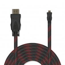 Кабель HDMI - Micro HDMI 1.5 m