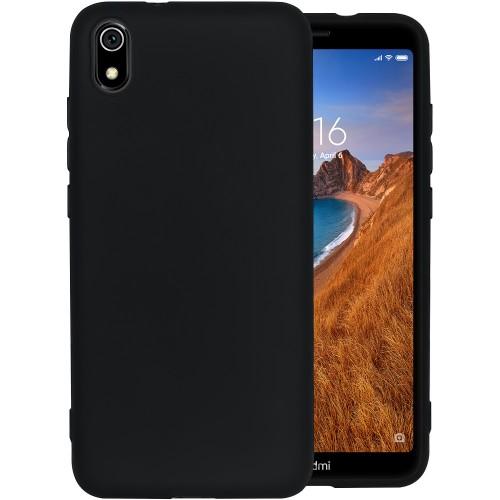 Силиконовый чехол Graphite Xiaomi Redmi 7A (Чёрный)