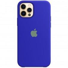 Силикон Original Case Apple iPhone 12 / 12 Pro (48) Ultramarine