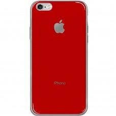 Силикон Zefir Case Apple iPhone 6 / 6s (Красный)