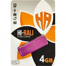 USB флеш-накопитель Hi-Rali Taga Series 4Gb
