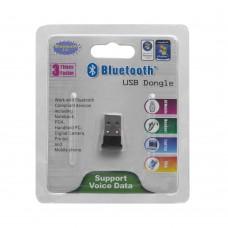 Bluetooth Ресивер USB Slim 2.0 (Чёрный)