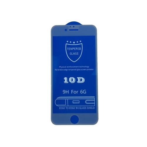 10D Защитное стекло для Premium 9H Apple iPhone 7 Plus / 8 Plus White