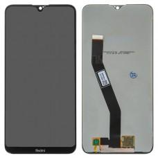 Дисплейный модуль Xiaomi Redmi 8 / Redmi 8A (Black)