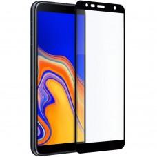 Защитное стекло для Samsung Galaxy J4 Plus (2018) J415 / J6 Plus (2018) J610 Black
