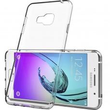 Силикон WS Samsung Galaxy A3 (2016) A310 (прозрачный)