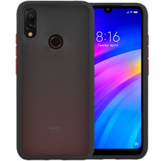 Накладка Totu Gingle Series Xiaomi Redmi 7 (Чёрный)