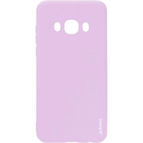 Силикон iNavi Color Samsung Galaxy J7 (2016) J710 (персик)