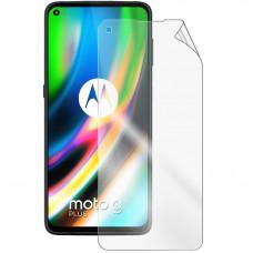 Защитная плёнка Hydrogel HD Motorola G9 Plus (передняя)