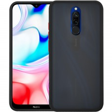 Накладка Totu Gingle Series Xiaomi Redmi 8 (Черный)