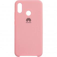Силиконовый чехол Original Case Huawei P20 Lite (Розовый)