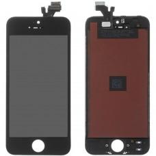 Дисплейный модуль Apple iPhone 5S / SE (Black) (High Copy)