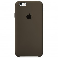 Силикон Original Case Apple iPhone 6 Plus / 6s Plus (03) Dark Olive