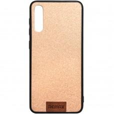Силикон Remax Tissue Samsung Galaxy A50 / A30S / A50S (2019) (Бронзовый)