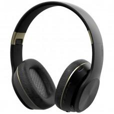 Наушники-гарнитура Moxom MX-WL05 Bluetooth (Накладные) (Чёрный)