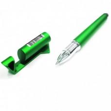 Ручка - стилус с подставкой для телефона Holder (Зелёный)