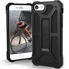Чехол Armor UAG Monarch Case Apple iPhone 7 / 8 / SE (2020) (Чёрный)