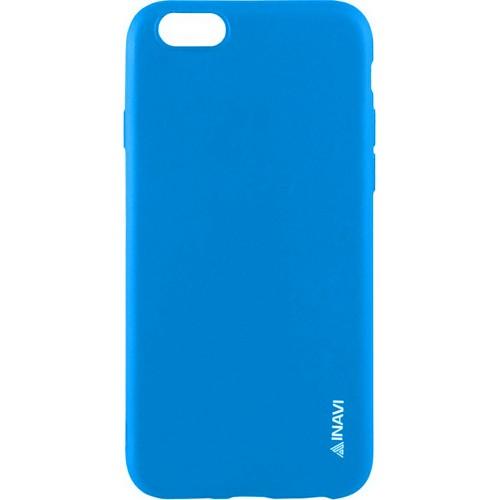Силикон iNavi Color Xiaomi Redmi 4x (голубой)